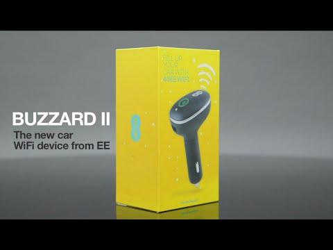 Araç içinde kablosuz internet çözümü sunan modem: Buzzard 2