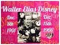 Celebrating My Love Of Walter Elias Disney?