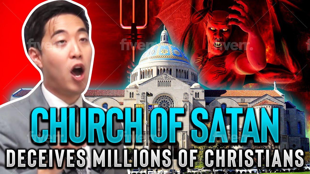 CHURCH OF SATAN Deceives Millions of Christians! (Part 2)   Dr. Gene Kim