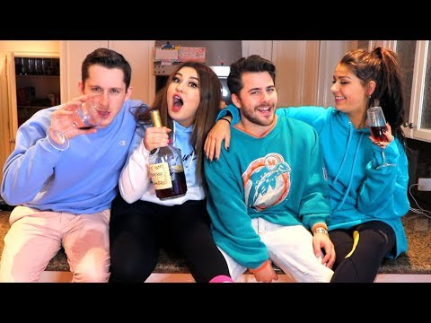 Who's Most Likely To...? Pt. 2 W/ Andrea Russett, Dominic DeAngelis, Ryan Abe Sandwa