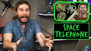 Outer Space Telephone | Because Science Footnotes