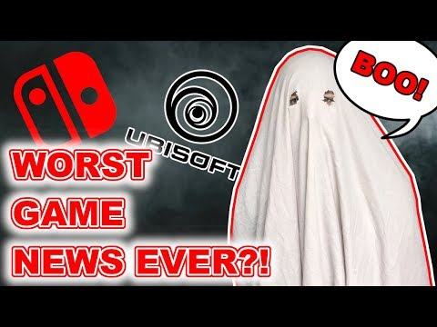 HALLOWEEN SPECIAL?! - WORST GAME NEWS EVER - 31/10/19