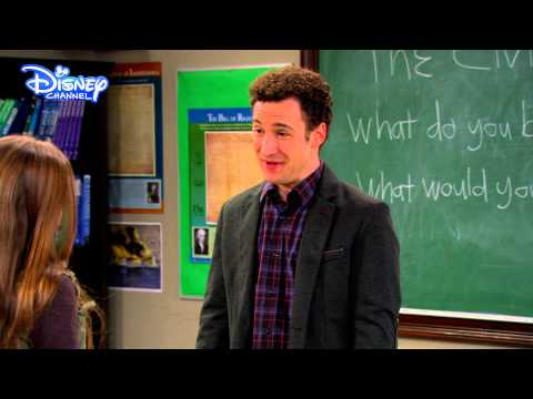 Girl Meets World - Homework - Disney Channel UK HD