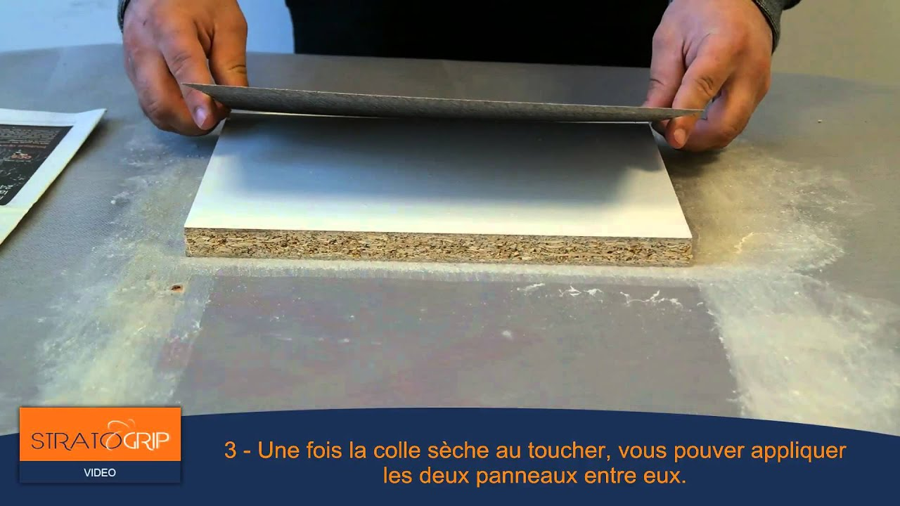 stratifie sur melamine youtube