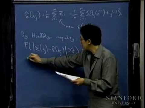 Lecture 9 | Machine Learning (Stanford)