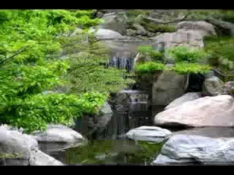 Zen garden japanese meditation music youtube for Japanese meditation garden