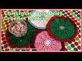The Christmas Tree Doily Crochet Pattern