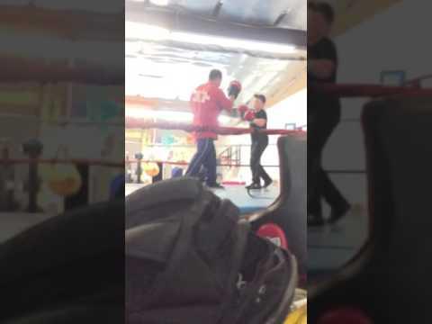 Delaware boxing