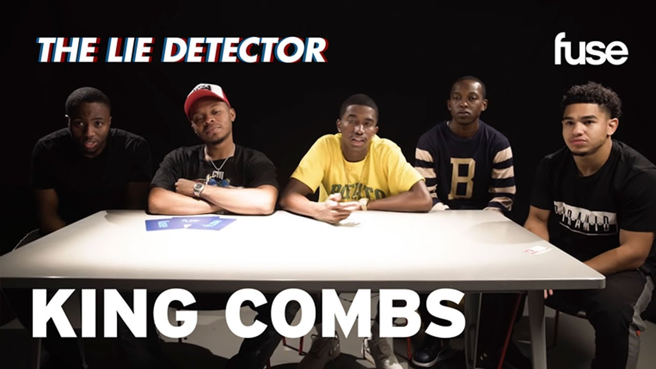 Download King Combs Takes A Lie Detector Test From The CYN Mob | Fuse