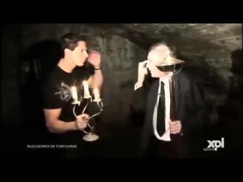 Buscadores de Fantasmas  Las bovedas de Edimburgo