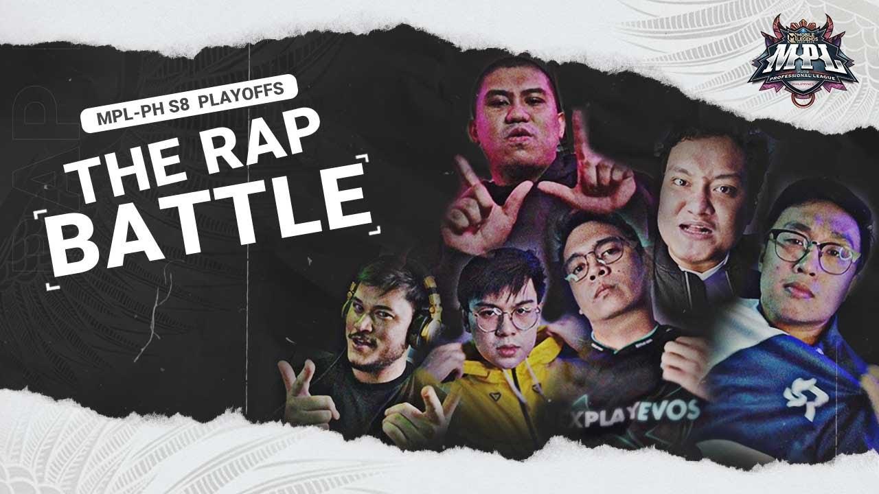#MPLPH S8 Playoffs: The Rap Battle