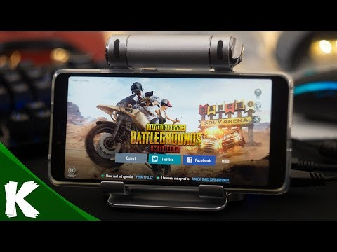 GameSir X1 BattleDock | Android Keyboard Mouse Gaming Controller Review | PUBG Mobile