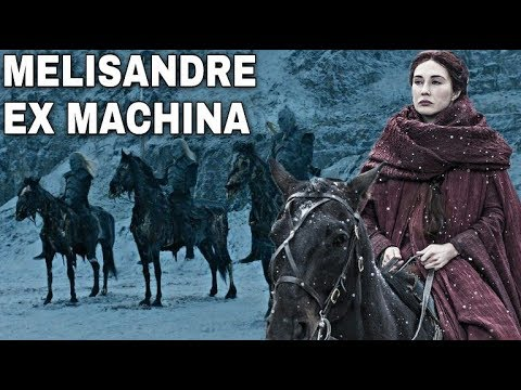 Melisandre's Important Role In Season 8 (Part 1) - Game of Thrones Season 8 (Feat. GrayArea)