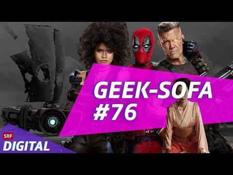Geek-Sofa #76: Lone Shogun