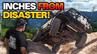 CHEAP NISSAN OUTDRIVES US ALL! Secret 4WD Hotspot With MENTAL Tracks & WICKED Beach Camps