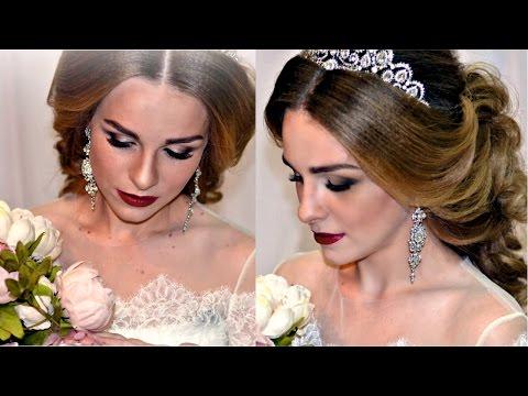 Свадебный макияж пошагово. Wedding make up