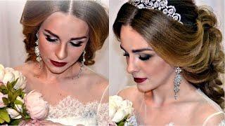 Свадебный макияж пошагово  Wedding make up