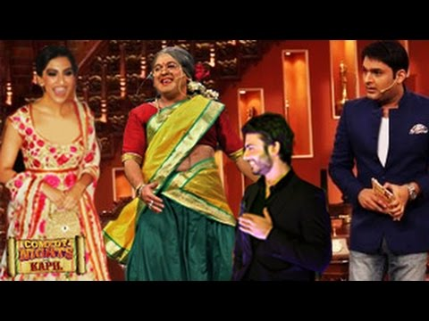 Comedy Nights with Kapil with Sonam Kapoor & Fawad Khan | 27th July 2014 FULL EPISODE - Kapil Sharma