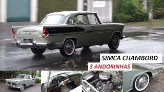 Garagem do Bellote TV: Simca Chambord