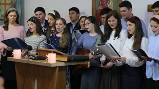 Cu haina iubirii - Tinerii de la Dumbraveni - Adunarea de tineret Marginea - 20 Ianuarie 2 ...