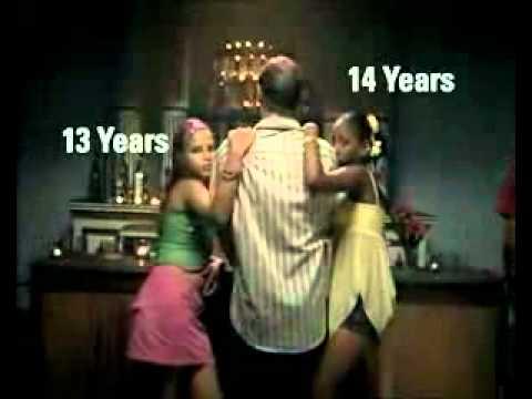 ECPAT Air France Anti Child Prostitution PSA