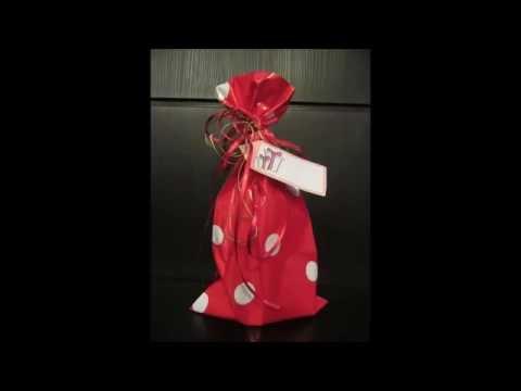 Como fazer Laço de presente lindo e fácil!