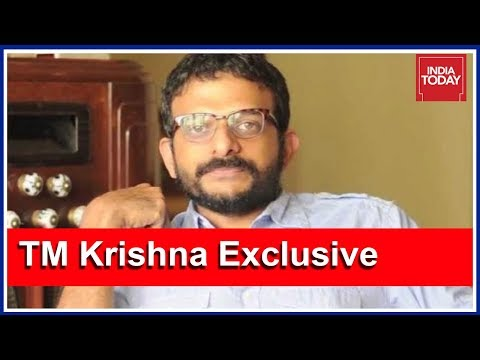 Carnatic Singers Must Be Free To Sing Songs Of Any Faith: TM Krishna Exclusive | 5ive Live