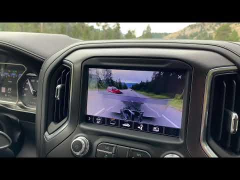 2020 GMC Sierra HD Trucks Make Trailers Transparent