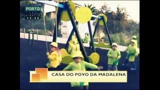 Freguesia da Madalena - Porto Canal - 26-11-2012