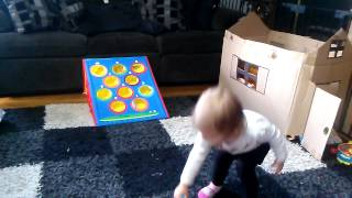 Learning Resources Smart Toss beanbag game review