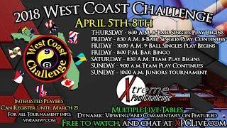 2018 West Coast Challenge - Table 54
