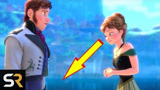 Download 15 Things Only Adults Noticed In Frozen Mp3 and Videos