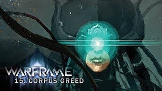 WARFRAME OST - 15. Corpus Greed