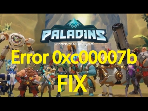 [FIX ] Paladins 'HiRezLauncherUI.exe has stopped workin ...