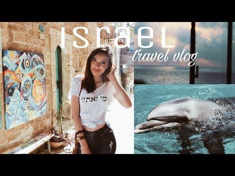 travel with me ♡ israel trip 2018 vlog