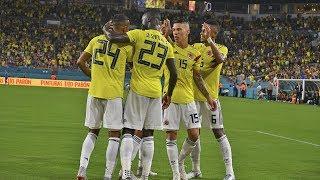 Rueda de prensa Selección Colombia desde Estados Unidos | Gol Caracol