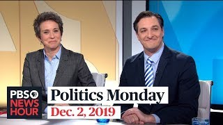 Amy Walter and Domenico Montenaro on 2020 Democrats' 'volatility,' impeachment politics