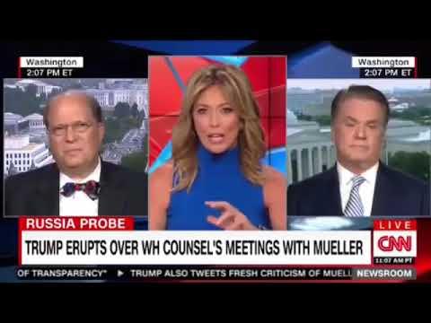 Paul Rosenzweig - CNN Tonight with Brooke Baldwin (8/20/2018) - YouTube
