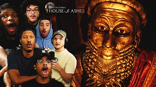Some Bros + Decision Based Horror Game = ANOTHER CHAOTIC SERIES!! | House of Ashes - Part 1