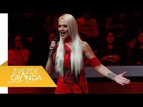 Kristina Kalic - Trula visnja, Boginja (live) - ZG - 18/19 - 01.12.18. EM 11