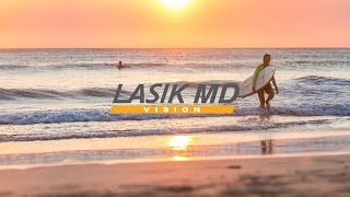 See How This Surf Instructor is Making Waves with LASIK!