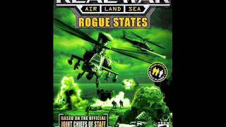 Real War Rogue States Soundtrack - USA