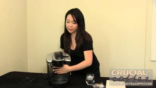 http://www.crucialcoffeesupply.com Replacing your Keurig charcoal w...
