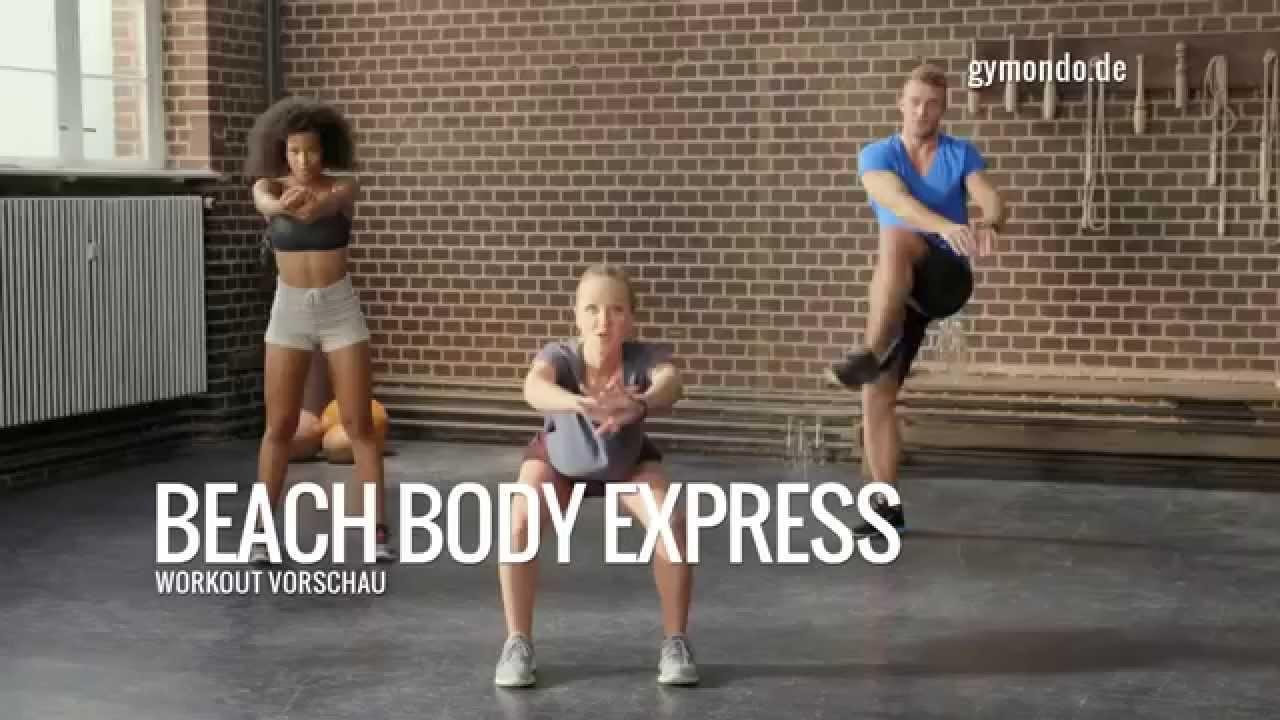 gymondo workout