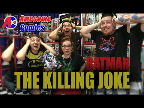 Batman: The Killing Joke - Awesome Comics
