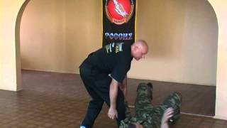 Рукопашный бой система спецназа ГРУ часть 9