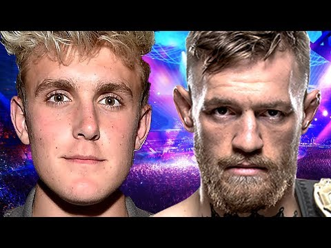 Jake Paul Wants To Fight Conor McGregor With Logan Paul After KSI & Deji Fight    Hollywoodlife