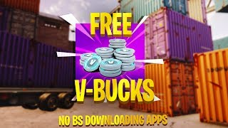 FREE V-BUCKS FORTNITE BATTLE ROYALE | NO DOWNLOADING APPS | NO SURVEYS | NEW |