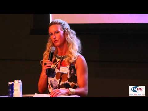 LA Tri Club meeting with Meredith Kessler at Red Bull HQ - Santa Monica