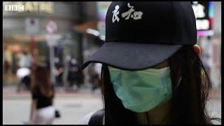「香港の将来が心配」「そう簡単に諦めない」 中国の国家安全法導入に抗議